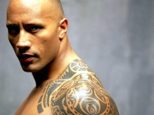 Dwayne Johnson, Tattoo