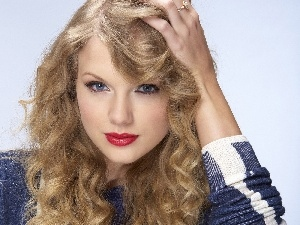 Taylor Swift, Hair, Eyes, face